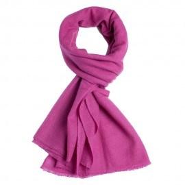 Violet twill vævet pashmina tørklæde