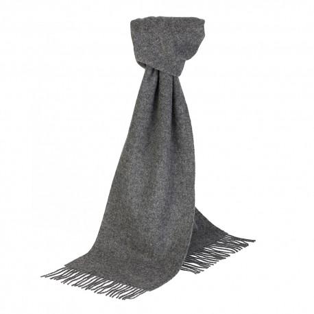 Image of   Gråt halstørklæde i lambswool