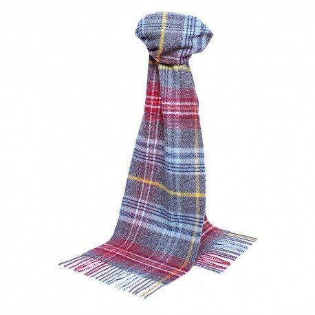Image of   Klassisk skotskternet tørklæde