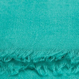 Turkis pashmina sjal i 2 ply twill vævning