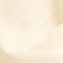 Råhvidt pashminasjal i cashmere og silke