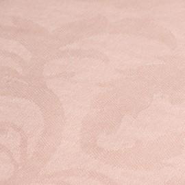 Sart rosa jacquard vævet pashmina sjal