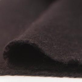 Lille sort cashmere tørklæde i 100% cashmere