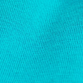Petroleumsblåt sjal i silke/cashmere strik