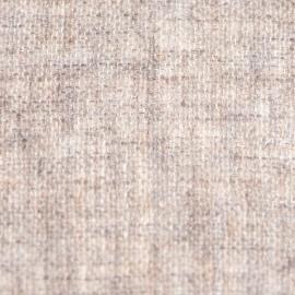 Cashmere tørklæde i naturgrå melange