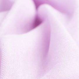 Stort lavendelfarvet cashmere sjal 200 x 140 cm