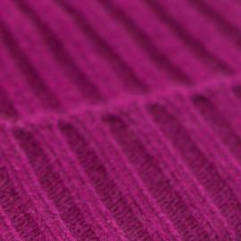 Blommefarvet cashmere beanie