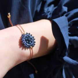 Armbånd blå