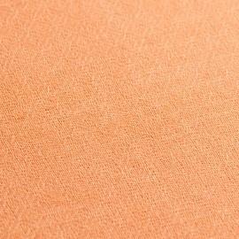 Ferskenfarvet diamant vævet pashmina sjal