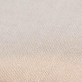 Tofarvet pashmina sjal i lyseblå og beige