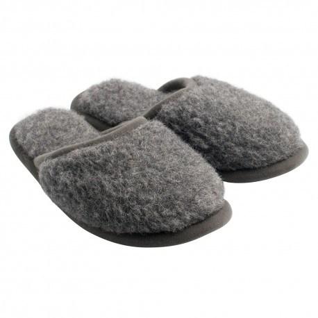 Slippers i uld