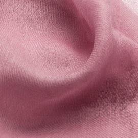 Rødviolet pashmina sjal i 2 ply cashmere