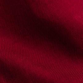 Bordeaux rødt pashmina sjal i 2 ply cashmere