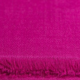 Violet diamant vævet pashmina sjal