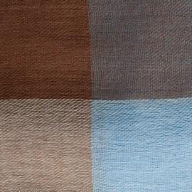 Ternet pashmina sjal i fire farver