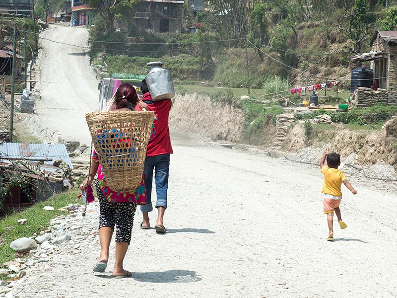 Nepal i billeder