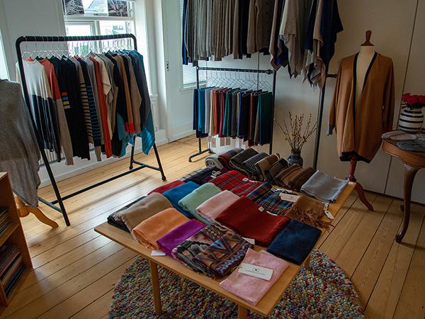 Vores showroom på Rolighedsvej i Risskov